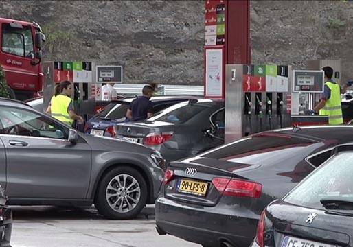 Las gasolineras facturarán 30 millones de euros más en esta Semana Santa