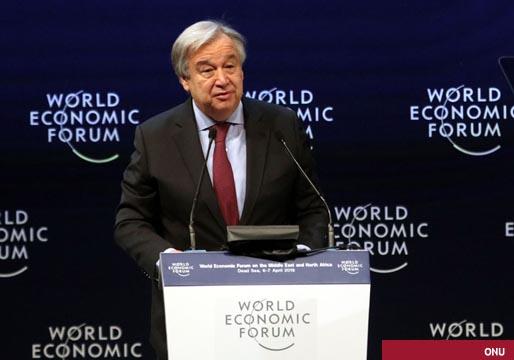 La ONU, preocupada por la tensión en Oriente Medio