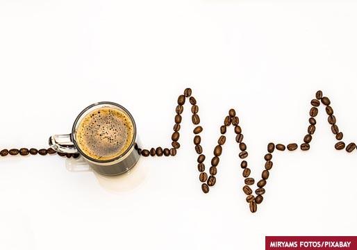 El café estimula el cerebro con solo olerlo