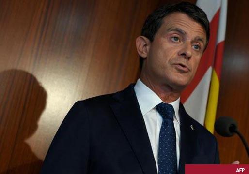 """Valls arremete contra Ciudadanos y los llamaba """"sectarios"""""""