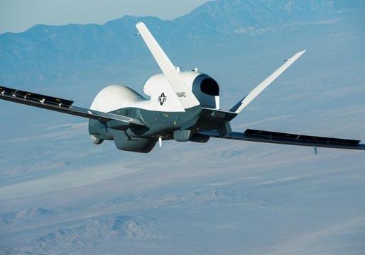 Irán derriba un drón de los Estados Unidos