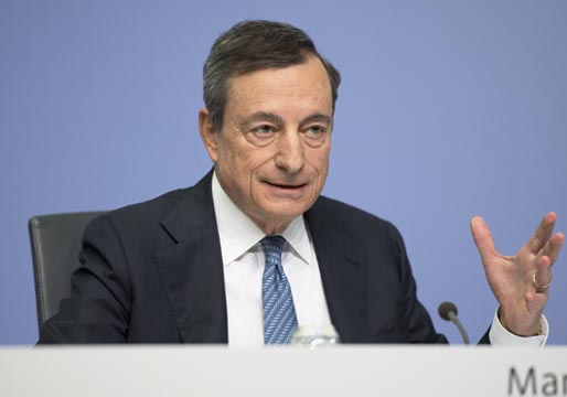 El BCE reconoce que tiene que volver a estimular la economía