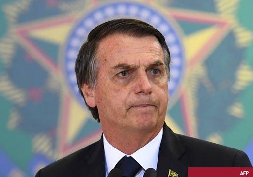 El Senado de Brasil no permite que Bolsonaro decrete la libre posesión de armas