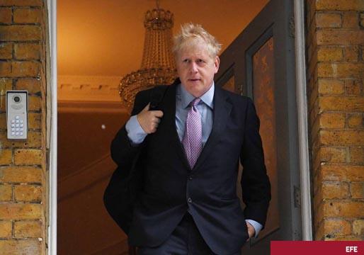 Boris Johnson será el primer ministro de Reino Unido