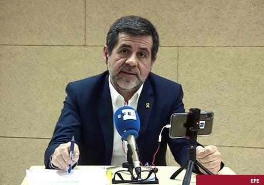 Jordi Sànchez critica a Torra