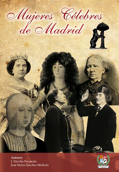 Portada de Mujeres Celebres en Madrid.