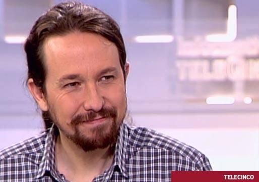 El vicepresidente del Gobierno, Pablo Iglesias, no reconoce a Guaidó en contra de la posición actual de España