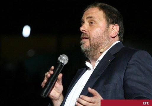 Si prospera la reforma penal, Junqueras podrá ser candidato a la Generalitat