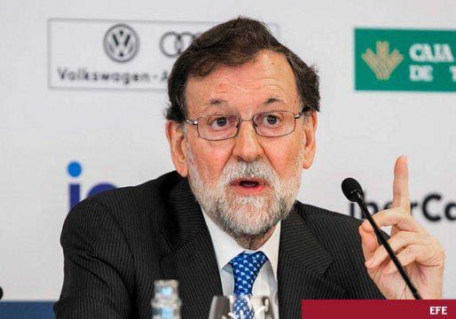Mariano Rajoy no hace ascos a presidir la Federación Española de Fútbol