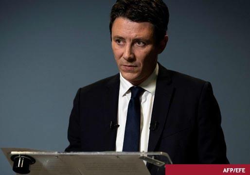 El candidato de Macron a la alcaldía de París dimite por la aparición de un vídeo sexual