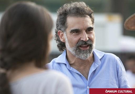 La Fiscalía se opone a que Jordi Cuixart salga de la cárcel