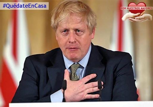 Boris Johnson, en Cuidados Intensivos en estado muy grave