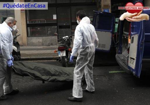El número de fallecidos diarios sigue bajando en España (637)