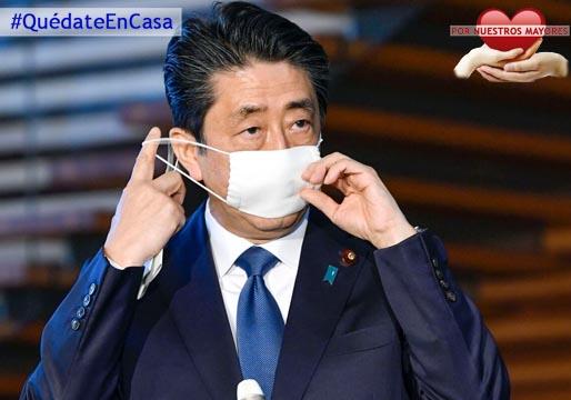 Estado de emergencia en Japón