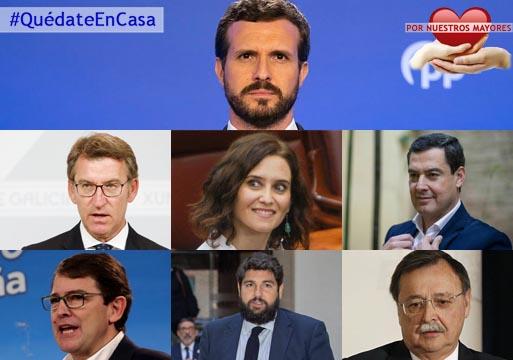 Los presidentes de CCAA del PP exigen ahora 2.500 millones de euros
