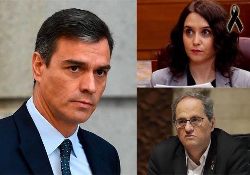 El gobierno valora mantener el estado de alarma solo en Madrid y Barcelona
