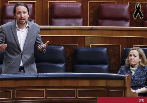 El repaso que le dio Calviño a Iglesias sobre política fiscal