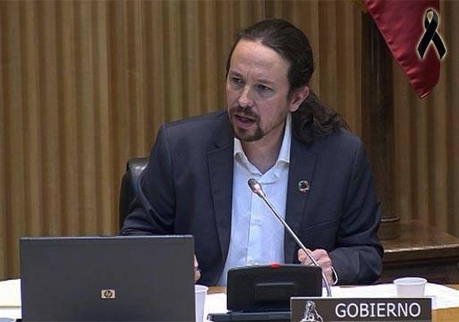 Pablo Iglesias se erige como responsable de la política fiscal del Gobierno