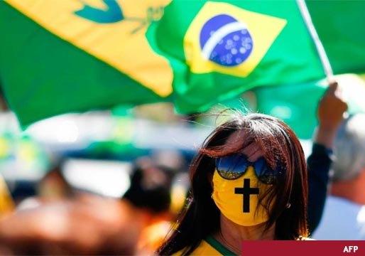 El Brasil de los 60.000 muertos