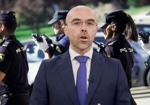 VOX no quiere escolta policial porque dicen que son espiados por Marlaska