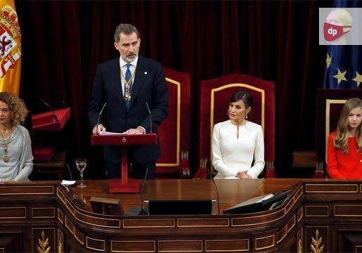 El 55% de los españoles, partidario de una monarquía parlamentaria y un 40% de la república
