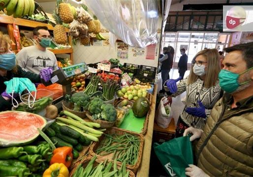 El comercio minorista de la Eurozona alcanza los niveles anteriores a la pandemia