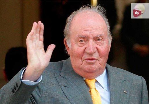 Juan Carlos I aterriza en Santo Domingo, el rey en la República Dominicana
