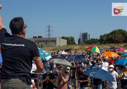 Nissan: ganan los sindicatos