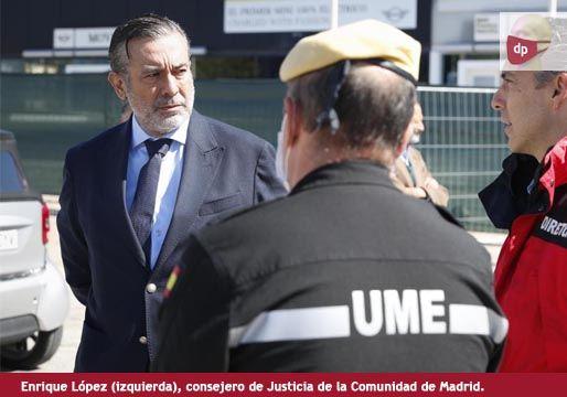Comienzan los controles aleatorios en Madrid
