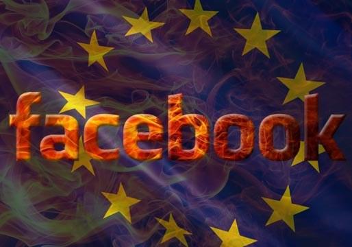 Facebook amenaza con irse de la UE