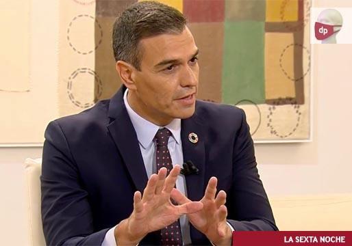 """Pedro Sánchez: """"Acudiré a la Puerta del Sol a ayudar"""""""