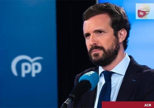 """El PP de Casado dice que lo de """"Bárcenas va a la espalda de Rajoy"""""""