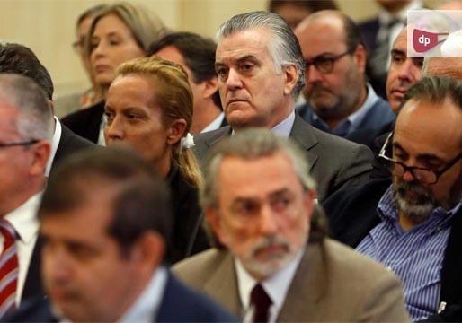 El Tribunal Supremo condena al PP por lucrarse con la trama Gürtel