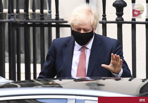Johnson rompe las negociaciones con la UE