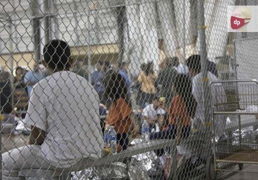 Medio millar de niños perdidos en la frontera por culpa del gobierno de EEUU