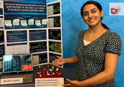 Una niña de 14 años logra un tratamiento contra el coronavirus