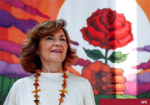 Calvo, contra la ultraderecha en defensa del feminismo
