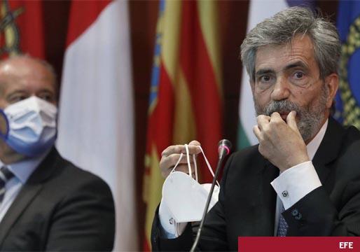 El CGPJ manifiesta su malestar con el Gobierno
