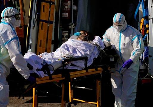El coronavirus se dispara en España