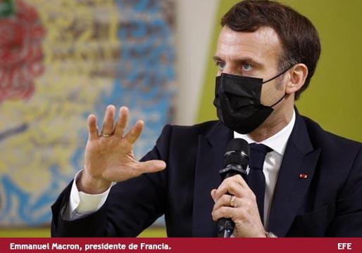 Francia exige una PCR negativa a quienes quieran entrar