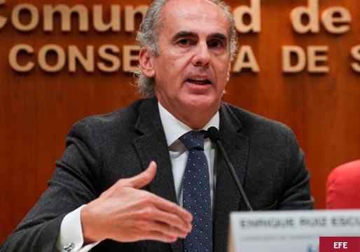 Madrid adelanta el toque de queda a las 22 horas