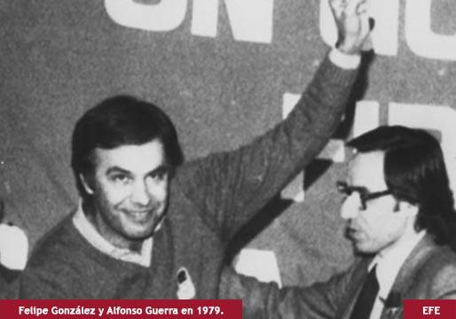 Cómo el PSOE se preparó ante un golpe de estado