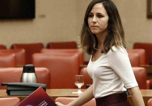 """Iglesias vuelve a lanzar a Belarra contra el PSOE a quien llama """"desleal"""""""