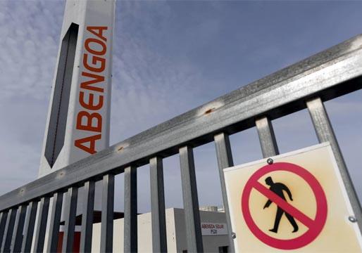 La ruina de los accionistas minoritarios de Abengoa