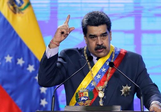 Maduro contra España