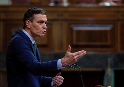 """Sánchez pide a Podemos """"bajar los decibelios"""""""