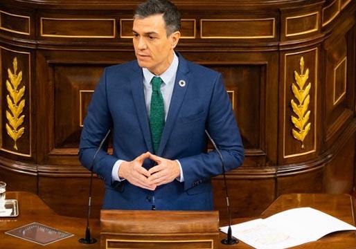 Sánchez propone 11.000 millones para el comercio, el turismo y la hostelería