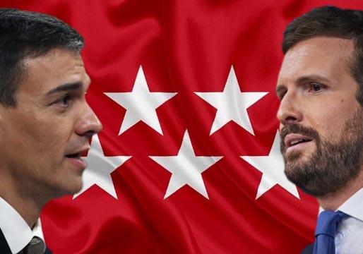 La política nacional se la juega en Madrid