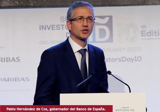 El Banco de España cree que los fondos europeos deben servir para crear la 'mochila austriaca'