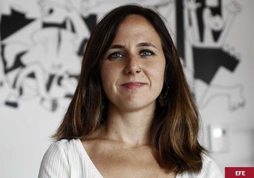 Ione Belarra presenta su candidatura a la secretaría general de Podemos
